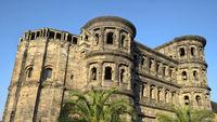 Trier - Römisches Stadttor, Porta Nigra, Deutschland