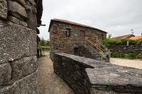 Quintandona, schist village