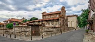 Church of St Stephen in Nessebar, Bulgaria