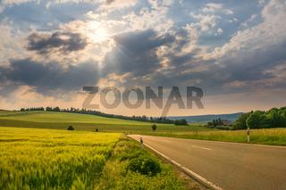 Thüringer Wald Ausblick