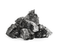 charcoal isolated