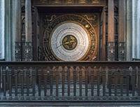 Astronomische Uhr der Marienkirche der Hansestadt Rostock, Mecklenburg-Vorpommern, Deutschland