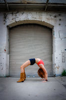 Urban Yoga: Outdoor Yoga in the City