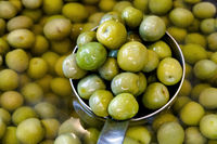 Castelvetrano Sweet Green Olives