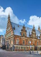 Vleeshal in Haarlem, Netherlands