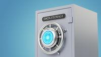 Secure Data Storage Concept