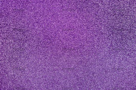 Violet Glitter Background