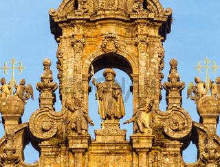 Apostle St. James - Santiago de Compostela