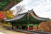 yongmunsa temple drums