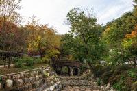 small bridge in yongmunsan