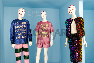 Exhibition of CAMP Notes on Fashion in Metropolitan Museum of Art in New York City is a NYC landmark which and is the largest art museum in the United States.