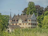 Schloss Seeburg Kreuzlingen, Kanton Thurgau, Schweiz