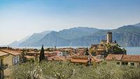 Malcésine Castello | Gardasee in Norditalien