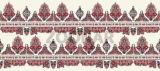 Hungarian seamless vector pattern 2