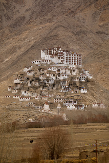 Takthok Monastery, Ladakh, Jammu and Kashmir, India