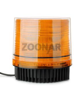Vehicle strobe warning light