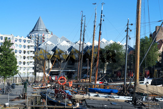 Alter Hafen Rotterdam