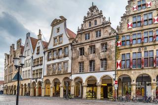 Prinzipalmarkt, Munster, Germany