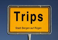 Ortsschild Trips.tif