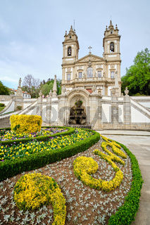 Sanctuary of Bom Jesus Braga