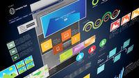 Website design and development project