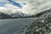 norwegische Landschaftsroute -  Gamle Strynefjellsvegen