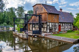 Spreewald Biosphärenreservat Urlaubsregion Radduscher Buschmühle
