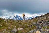 Hike in Canada