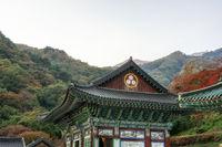 yongmunsa daeungjeon main temple