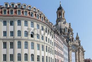 Frauenkirche Dresden, Sachsen