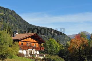 Mehrfamilienhaus in Winklern Österreich