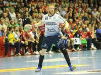 Jim Gottfridsson (SG Flensburg-Handewitt) Liqui Moly HBL, Handball-Bundesliga Saison 2019-20