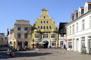 Alte Löwen Apotheke, Wismar