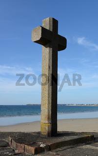 Kreuz bei Saint-Malo