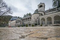 Ancient Monastery in Cetinje town