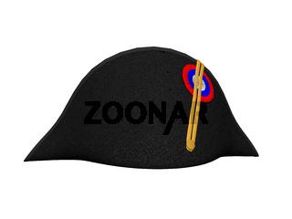 französische Uniform Mütze