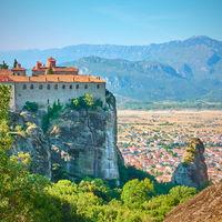 Monastery of St. Stephen - Greek landmark