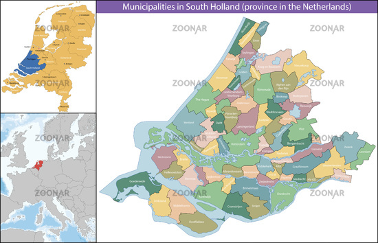 South Holland is a province of the Netherlands