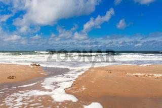 Meerblick Strand Paal 17