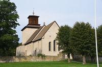 Kirche von Vamlingbo auf Gotland