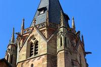 Wissembourg Kirche