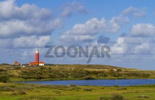 Leuchtturm Eierland auf Texel