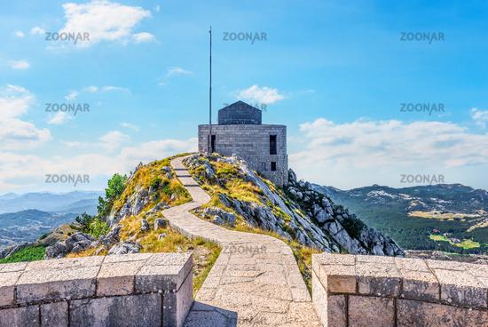 Peter Negush mausoleum