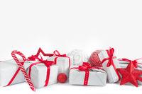 Christmas gifts and decor