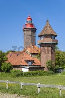 Leuchtturm in Dahmeshöved bei Dahme