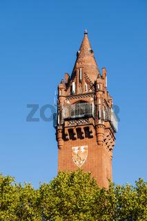Grunewaldturm, Berlin, Grunewald Tower, Berlin, Germany