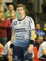 Goran Sogard (SG Flensburg-Handewitt)  Liqui Moly HBL, Handball-Bundesliga Saison 2019-20