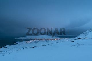 Hasvik, Soeroeya, Finnmark