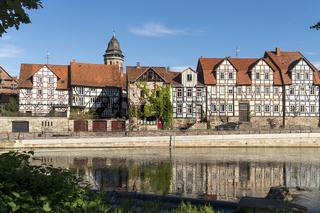 Stadtansicht mit St.-Blasius-Kirche