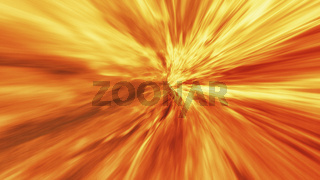 Hot Volcanic Magma Tunnel,  Lava Background